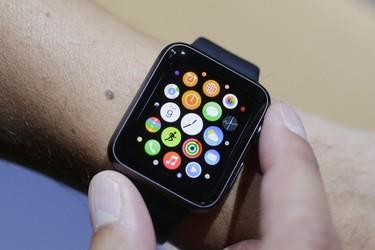 Applen kello ei kestä kulutusta hyvin