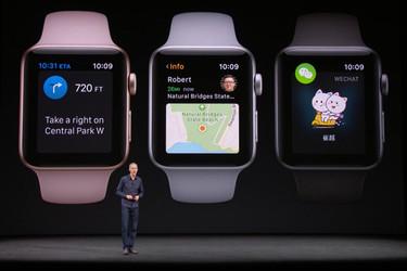 Uuden Apple Watchin suosiosta saa kiittää iPhone X:n myöhästymistä?