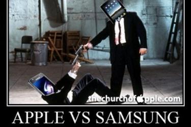 Apple Samsungille: Emme näytä iPhone 5:tä, mutta älkää silti kopioiko sitä