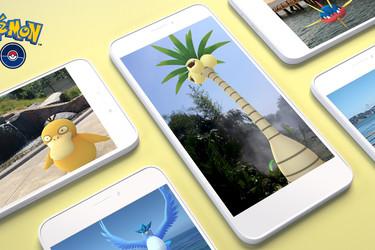 Pokemon Gosta tuli realistisempi Androidillakin