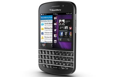BlackBerry haastoi Typon oikeuteen: näppäimistö on härski kopio