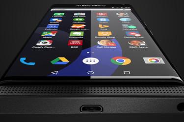 BlackBerryn Android-puhelimesta vuotaa uusia kuvia – mukana fyysinen näppäimistö
