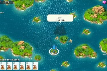 Boom Beach -peliin ilmestyi mystinen varjo – Tästä on kyse