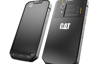 CAT S60 on maailman ensimmäinen lämpökameralla varustettu älypuhelin