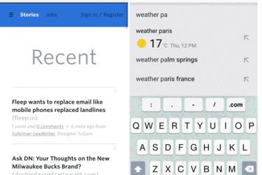 Chrome päivittyi iPhonelle, useita parannuksia käytettävyyteen