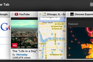 Google päivitti Chromen iOS:lle