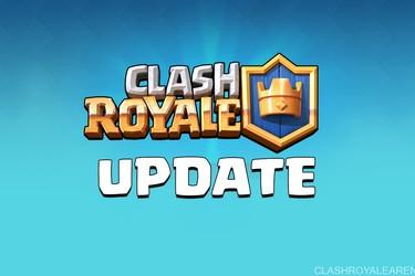 Supercell julkaisi Clash Royalelle suuren päivityksen