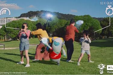 Pokémon Go -kehittäjän pelidemo tarjoaa lisättyä todellisuutta entistä isomassa skaalassa