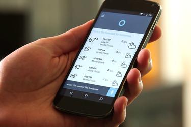 Microsoft ujuttautuu Androidille, Google Now'n voi nyt korvata Cortanalla
