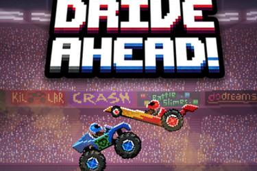 Suomalainen iPhone-hittipeli Drive Ahead! julkaistiin Androidille