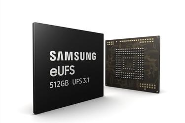 Samsung vie puhelimien nopeudet uudelle tasolle – Uusi muisti kolminkertaistaa kirjoitusnopeuden