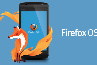 Firefox OS:n kehitys loppuu