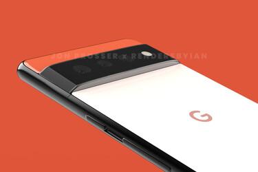 Googlen tulevat Pixel 6 ja Pixel 6 Pro ovat saamassa mielenkiintoisen ulkonäön