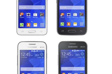 Samsung esitteli neljä uutta edullista Galaxy-tulokasta