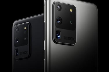 Galaxy S20 Ultran käyttäjiltä valitusryöppy, Samsung veti päivityksen takaisin