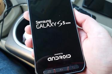 Julkaisematon Samsung Galaxy S5 Active esiintyy videoilla