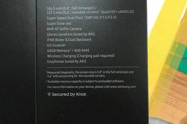 Kuvavuoto listaa Galaxy S9:n parhaat ominaisuudet