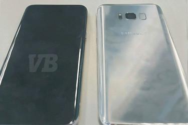 Tällaisia Galaxy S8 ja Galaxy S8+ ovat