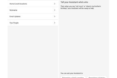 Google-sovellus päivittyi: Assistant oppii lempinimiä