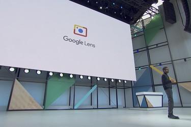 Google toi Lens-ominaisuuden iPhonelle