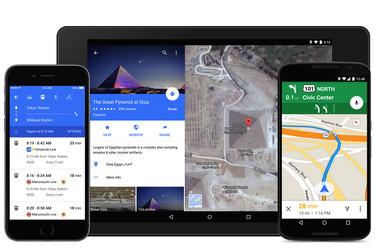 Google Maps päivittyi: Sisältää reittien jaon Androidilla