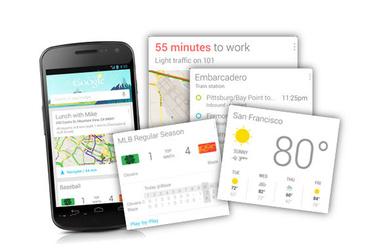 Google Now'sta tulee paljon älykkäämpi ja hyödyllisempi