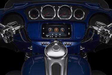Android saapui Harley-Davidsonin moottoripyöriin