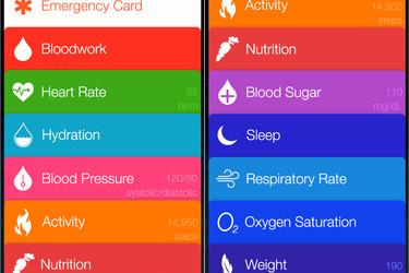Paljastus: Tällainen on Applen Healthbook