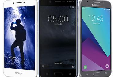 Mikä puhelin kannattaa ostaa 100-200 eurolla?