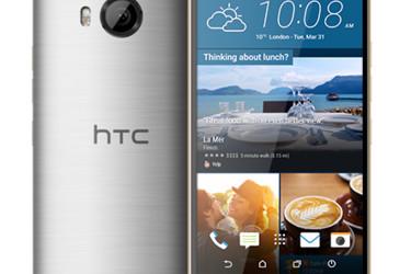 HTC:n uusi huippumalli viimein Eurooppaan