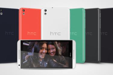 HTC:n uutuudet: Keskitason rautaa hillityllä designilla