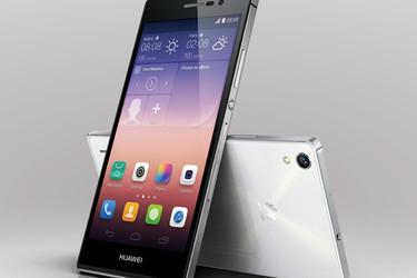 Huaweilta uusi lippulaiva: lasia, metallia ja groufie-kamera