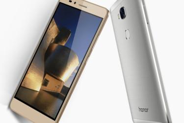 Huaweilta uusi edullisempi sormenjälkilukijalla varustettu Honor