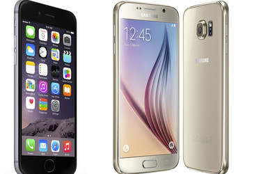 Kummassa on enemmän vastinetta rahoille, iPhone 6S:ssä vai Galaxy S6:ssa?
