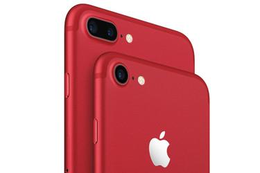Apple julkaisee iPhone 8:n uudessa värissä – Punainen värivaihtoehto ilmestyy tänään