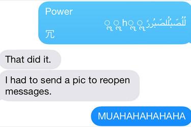 Applelta vastaus iPhonen jumittavaan viestiongelmaan