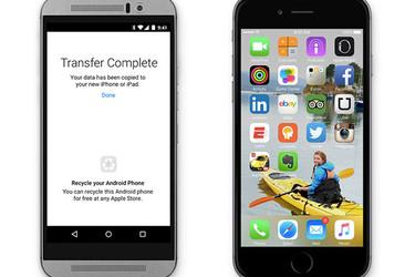 Uutta iOS:ää päivitetään lähes 100 kertaa Androidia nopeammin
