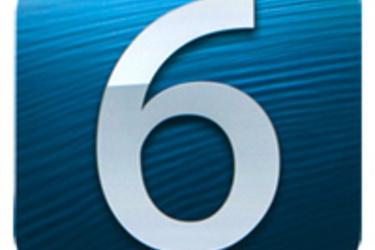 Applen iOS 6 -käyttöjärjestelmän jakelu alkoi