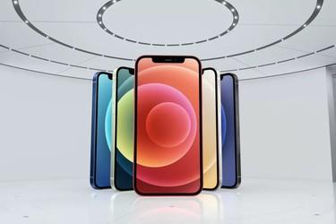 Tässä ne ovat: iPhone 12 -mallit