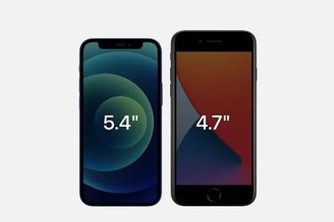 iPhone 12 mini: Pienin ja kevein 5G-puhelin maailmassa