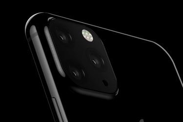 iPhone ei rumistukaan tänä vuonna? Apple keksi ratkaisun kolmannen kameran piilottamiseksi