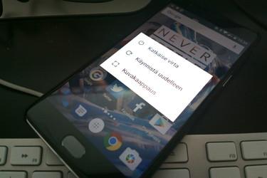 Näin otat kuvakaappauksen iPhonella, iPadillä tai Android-laitteella
