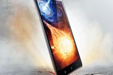 Lenovolta uusi lippulaivaluuri Vibe Z: 5,5 tuumaa ja vain 7,9 milliä