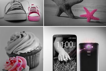 LG esittelee Facebookissa huippumallin tulevaa miniversiota