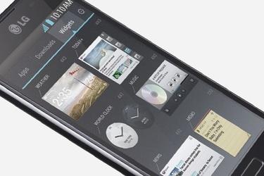 LG juhli puhelinsarjan rajapyykkiä, piikitteli Applea