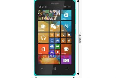 Microsoft julkaisee huippuhalvan Lumia 435:n, kuva vuotanut