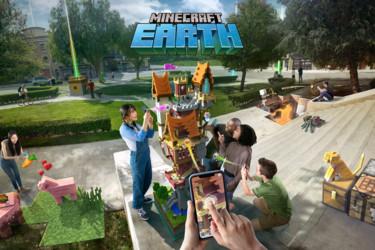 Odotetun Minecraft Earth -mobiilipelin julkaisu lähestyy – Vaihdatko Pokemon Gon tähän?