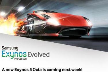 Samsung päivitti Exynos Octan ja tuplasi graafiikkatehon