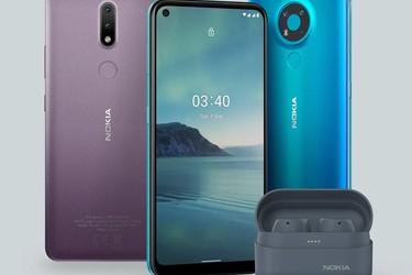 HMD Global esitteli langattomat Nokia Earbuds Lite -kuulokkeet ja matkakaiuttimen