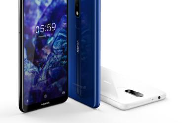 HMD esitteli uuden edullisen Nokia 5.1 -älypuhelimen: Android One ja kaksoiskamera